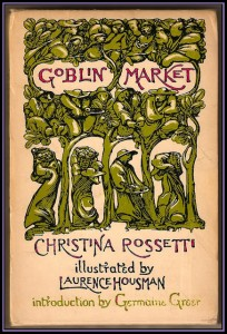 an analysis of goblin market by christina rossetti Goblin market by christina rossetti - the world summary and analysis.