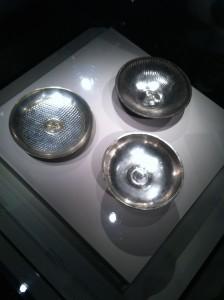 Ancient Iranian Silverware (Image by Kadie Aaron)
