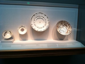 Islamic Inspired Pottery (image by Kadie Aaron)