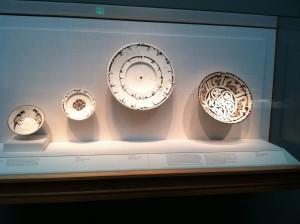 Islamic Inspired Pottery (image by Kadie Aaron)
