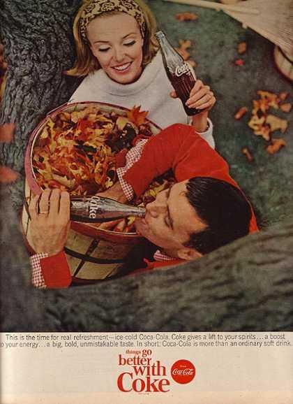 1960s Coca Cola Advertising