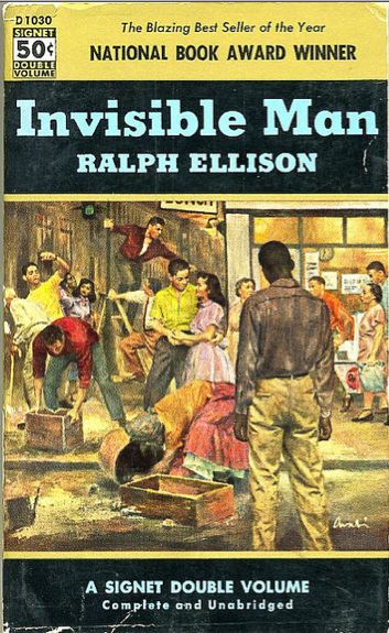 invisible man ralph ellison essays Invisible man by ralph ellison term papers available at planet paperscom, the largest free term paper community.