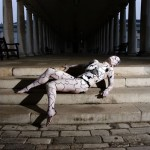 Shattered Lives-Stairs, Large Version, By: Anonymous, Health and Safety Executive (HSE)