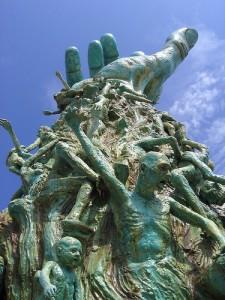 """Holocaust Memorial"" by: David Mahler, flickr.com"