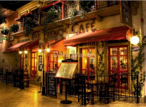 """""""The French Cafe"""" By, Dave Warren, Redbubble.com"""
