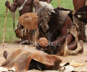 """Zulu Death Ritual"" Creator: ManoAfrica, istockphoto"