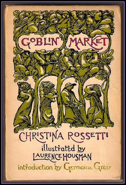 """a literary analysis of the goblin market Essay 4: christina rossetti's """"goblin market"""" argumentative analysis christina rossetti's """"goblin market"""" predates the previous two novels we read in a larger genre of literature deemed victorian gothic literature."""