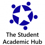 Site icon for The Student Academic Hub Newsletter