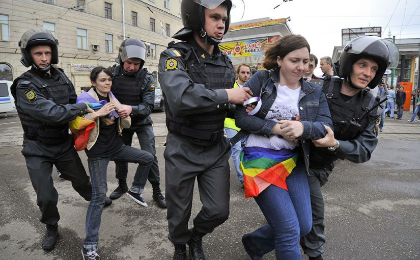 Russia and its Homophobic Ways