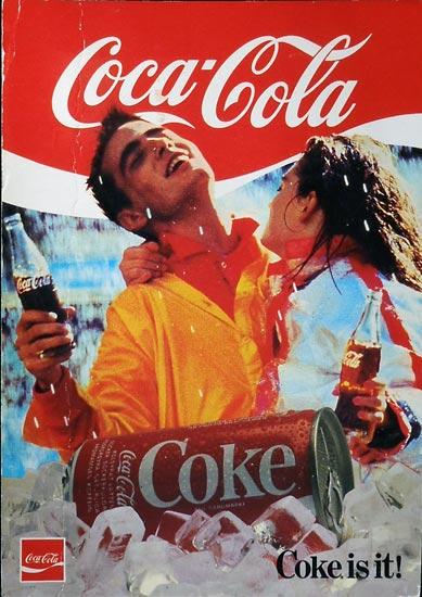 1980s | Coca-Cola Advertising | 389 x 550 jpeg 58kB