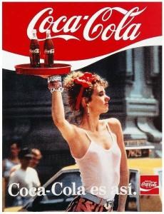 1990s Coca Cola Advertising
