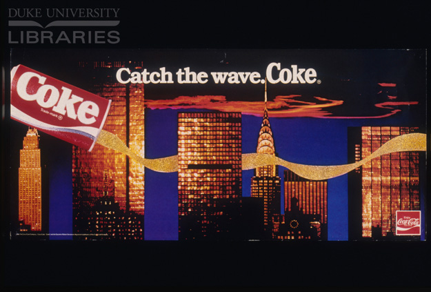 1980s Coca Cola Advertising
