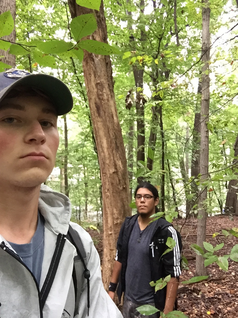 Selfie with a Classmate