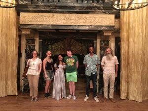 SHRI 2019 at the Blackfriars Playhouse, Staunton, VA.