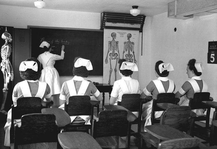 nurse classroom